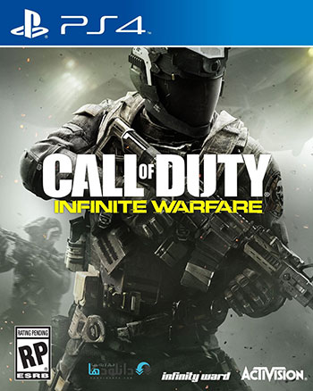 Call of Duty Infinite Warfare cover ps4 small دانلود بازی Call of Duty Infinite Warfare برای PS4