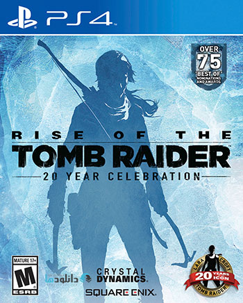 دانلود بازی Rise of the Tomb Raider: 20 Year Celebration برای PS4